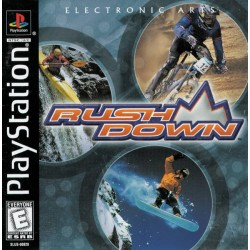 Rush down (Sony PlayStation, 1999)
