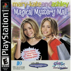 Mary-Kate and Ashley: Magical Mystery Mall (Sony PlayStation, 2000)