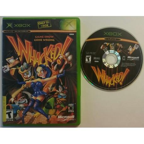 WHACKED (Microsoft Xbox, 2002)