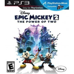 Disney Epic Mickey 2: The Power of Two (Sony PlayStation 3, 2012)
