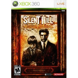 Silent Hill: Homecoming (Microsoft Xbox 360, 2008)