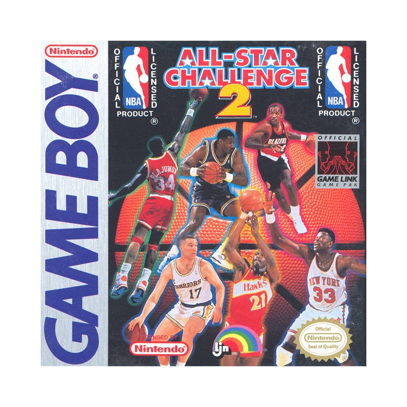 681cb733108 NBA All-Star Challenge 2 (Nintendo Game Boy