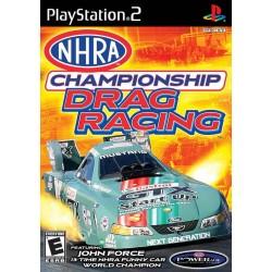 NHRA Championship Drag Racing (Sony PlayStation 2, 2005)