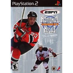 ESPN National Hockey Night (Sony PlayStation 2, 2001)