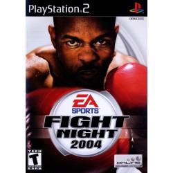 Fight Night 2004 (Sony PlayStation 2, 2004)