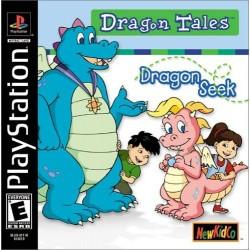 Dragon Tales: Dragon Seek (Sony PlayStation 1, 2000)