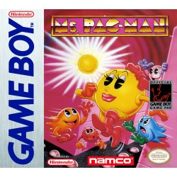 Ms. Pac-Man (Nintendo Game Boy, 1993)