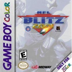 NFL Blitz 2001 (Nintendo Game Boy Color, 2000)