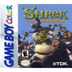 Shrek Fairy Tale FreakDown (Nintendo Game Boy Color, 2001)