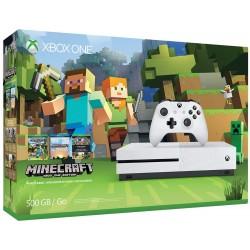 Xbox One Console 500GB Minecraft Edition
