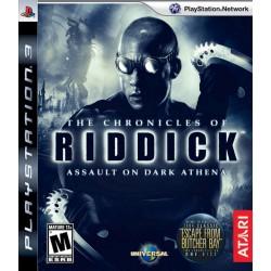 Chronicles of Riddick: Assault on Dark Athena (Sony PlayStation 3, 2009)