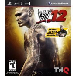 WWE 12 (Sony PlayStation 3, 2011)