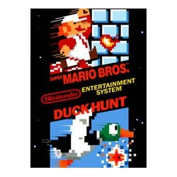 Super Mario Bros./Duck Hunt (NES, 1988)