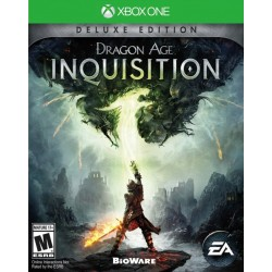 Dragon Age: Inquisition Game of the Year Edition (Microsoft Xbox One, 2014)