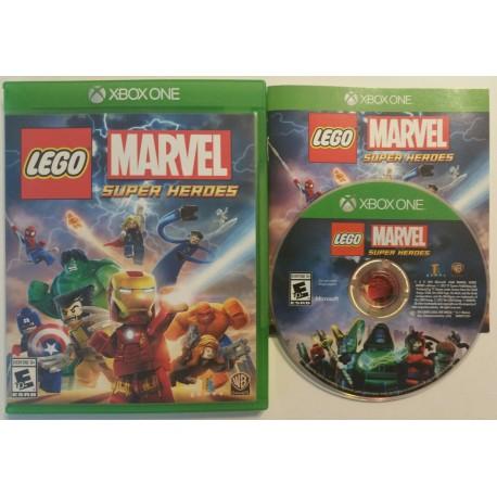 Lego Marvel Super Heroes Microsoft Xbox One