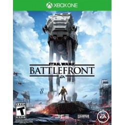 Star Wars: Battlefront (Microsoft Xbox One, 2015)