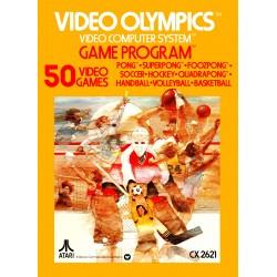 Video Olympics (Atari 2600, 1977)