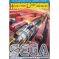 Thunderground (Atari 2600, 1983)