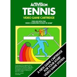 Tennis (Atari 2600, 1981)