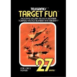 Target Fun (Atari 2600, 1977)
