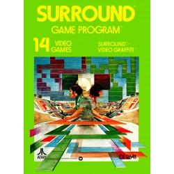 Surround (Atari 2600, 1977)