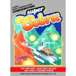 Super Cobra (Atari 2600, 1983)