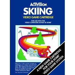 Skiing (Atari 2600, 1980)