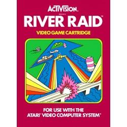 River Raid (Atari 2600, 1982)