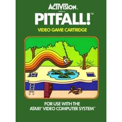 Pitfall (Atari 2600, 1982)