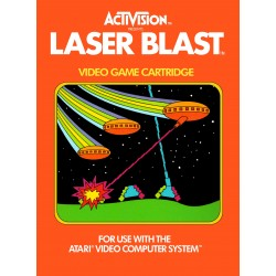Laser Blast (Atari 2600, 1981)