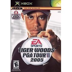 Tiger Woods PGA Tour 2005 (Xbox, 2004)