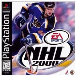 NHL 2000 (PlayStation, 1999)