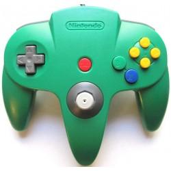 Official Nintendo 64 Controller Green