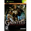 Gauntlet Seven Sorrows (Microsoft Xbox, 2005)