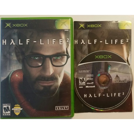 Half-Life 2 (Microsoft Xbox, 2005)