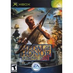 Medal of Honor Rising Sun (Microsoft Xbox, 2003)