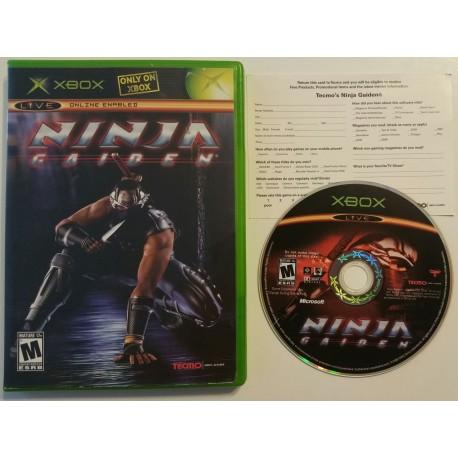 Ninja Gaiden Microsoft Xbox