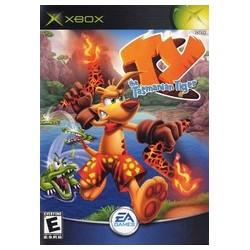 Ty the Tasmanian Tiger (Microsoft Xbox, 2002)