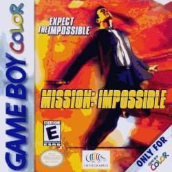 Mission Impossible (Nintendo Game Boy Color, 2000)