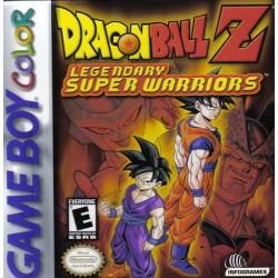 Dragon Ball Z: Legendary Super Warriors (Nintendo Game Boy Color, 2002)