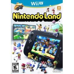 Nintendo Land (Nintendo Wii U, 2012)
