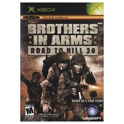 Brothers in Arms: Road to Hill 30 (Xbox, 2005)