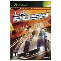 L.A. Rush Hollywood (Microsoft Xbox, 2005)