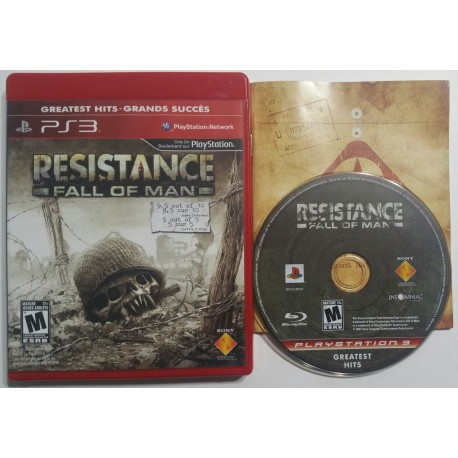 Resistance Fall of Man (Sony PlayStation 3, 2006)