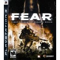 FEAR First Encounter Assault Recon (Sony PlayStation 3, 2007)