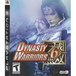 Dynasty Warriors 6 (Sony PlayStation 3, 2008)