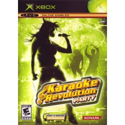 Karaoke Revolution Party (Microsoft Xbox, 2005)
