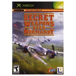 Secret Weapons Over Normandy (Microsoft Xbox, 2003)