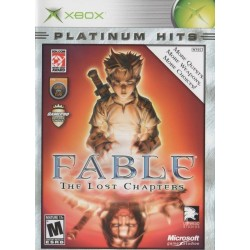 Fable The Lost Chapters (Microsoft Xbox, 2005)