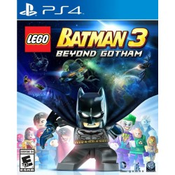 LEGO Batman 3 Beyond Gotham (Sony PlayStation 4, 2014)